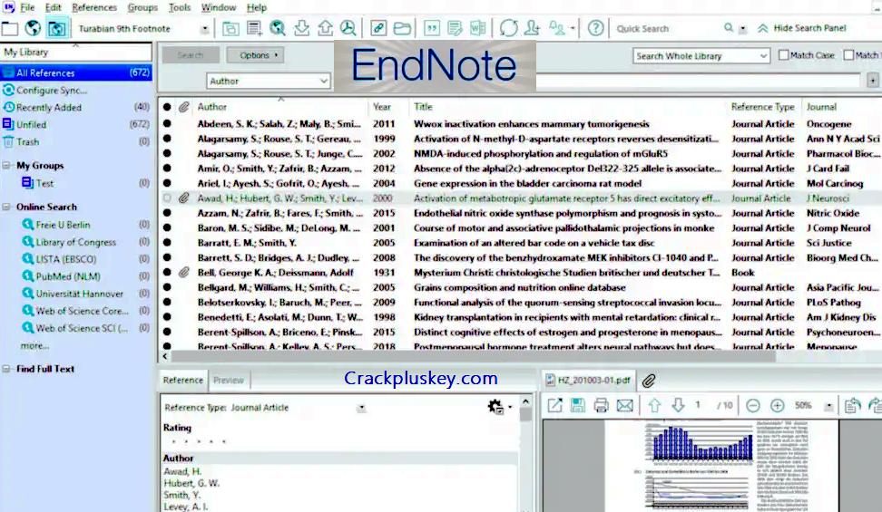 EndNote Torrent