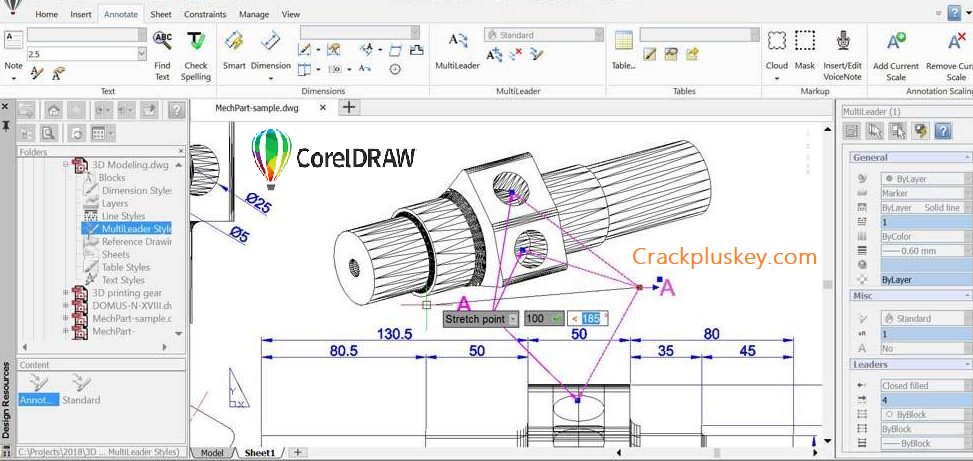 CorelCAD 2020 License Key