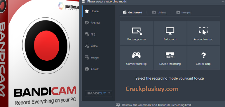 Bandicam Serial Key