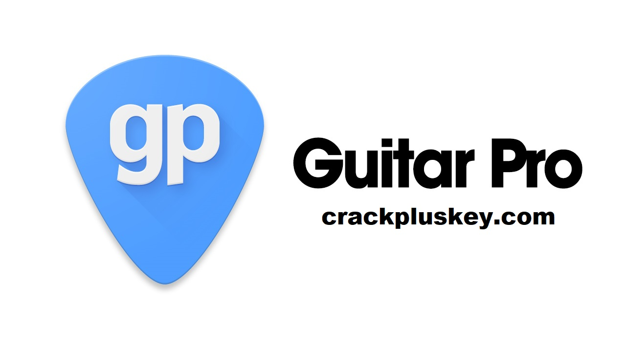 Guitar Pro Crack License Key Free Download
