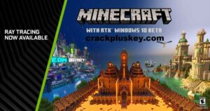 Minecraft Crack With License Key Free Download