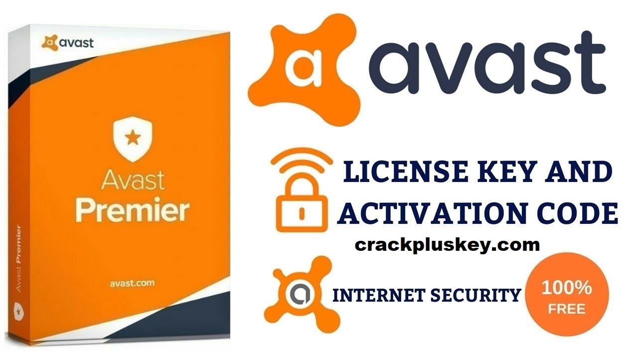 Avast Premium Security Crack Activation Key Download