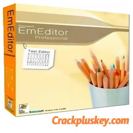 EmEditor Professional Crack + License Keygen