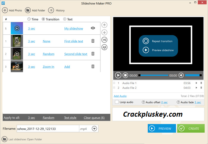 IceCream Slideshow Maker Keygen Full Version